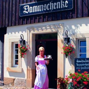 Hotel Pictures: Dammschenke Gasthof & Hotel, Kurort Jonsdorf