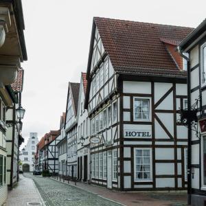 Hotel Pictures: Historik Hotel Garni Christinenhof, Hameln