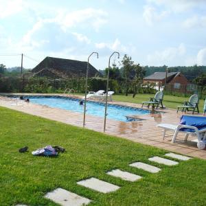 Hotel Pictures: Pazo Da Escola, A Moreira