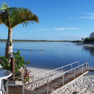 Hotelfoto's: Skippers Cove Waterfront Resort, Noosaville