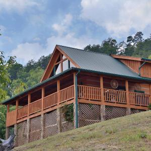 Hotellbilder: A Walk in the Clouds - Two Bedroom, Sevierville