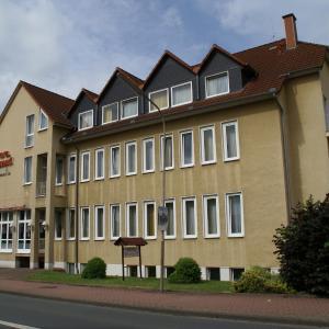 Hotelbilleder: Weser Wasserbetten Hotel Baxmann, Hessisch Oldendorf