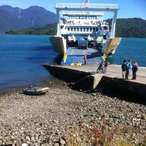 Hotel Pictures: Cabañas Lago Abascal, Hornopiren