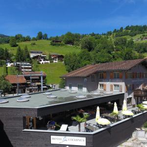 Hotel Pictures: Hotel Terminus, Küblis