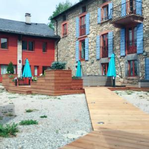 Hotel Pictures: Gite les Cariolettes, Font-Romeu