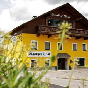 Fotos do Hotel: Gasthof Post, Peilstein im Mühlviertel