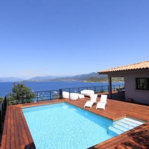 Hotel Pictures: Villa d'exception sur la baie pour 8 personnes - Coti Chiavari, Coti-Chiavari