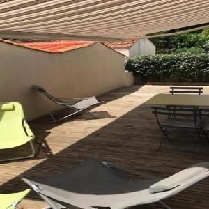 Hotel Pictures: Apartment Saint palais sur mer - bel appartement - résidence 'les argentines' - proximité de la plage du bureau, Saint-Palais-sur-Mer
