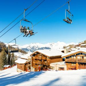 Hotel Pictures: Residence Hedena Chalet Edelweiss, Plagne 1800