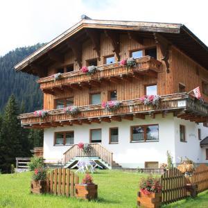 Hotellikuvia: Haus Sattelkopf, Sankt Anton am Arlberg