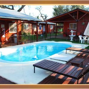 Zdjęcia hotelu: Cabañas Don Quirino, Concordia
