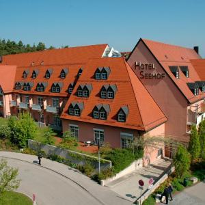 Hotelbilleder: Strandhotel Seehof, Langlau