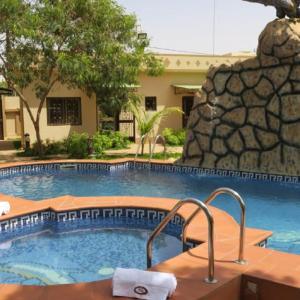 Φωτογραφίες: Hotel Zind Naaba Café des Arts, Ouagadougou