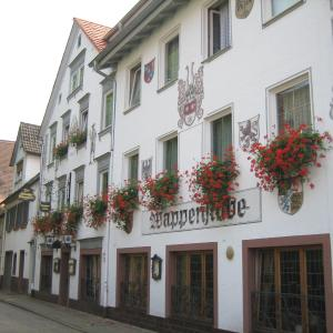 Hotel Pictures: Hotel Wappenstube, Erbach