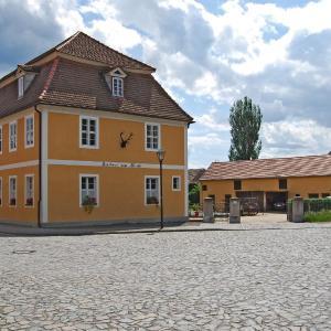 Hotel Pictures: Gasthof Zum Hirsch, Fürstlich Drehna