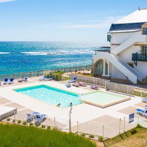 Hotel Pictures: Valentin Plage, Batz-sur-Mer