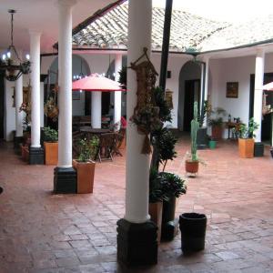 Hotel Pictures: Hotel Santa Mónica, Curití