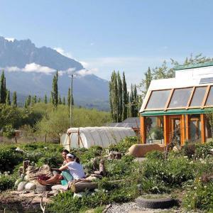 Fotos del hotel: Earthship Patagonia Eco Accommodations, El Bolsón