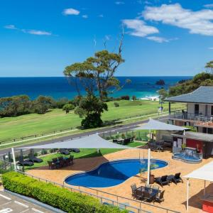 Foto Hotel: Amooran Oceanside Apartments and Motel, Narooma