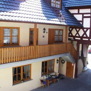 Hotel Pictures: Gästehaus am Westtor, Prichsenstadt