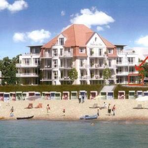 Hotelbilleder: Foehr-Ferienwohnung-Schloss-am-Meer-Whg-3, Wyk auf Föhr