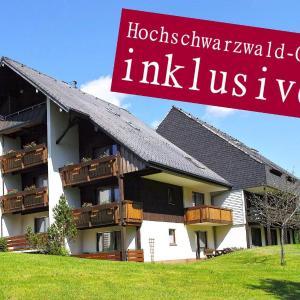 Hotelbilleder: B2-Ferienwohnung-f-2-Personen-Haus-Albmatte-Schwarzwald, Menzenschwand-Hinterdorf