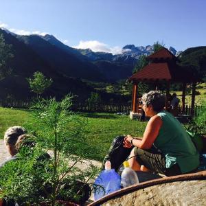 Zdjęcia hotelu: Guesthouse Alpini, Lëpushë