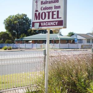 ホテル写真: Balranald Colony Inn Motel, Balranald