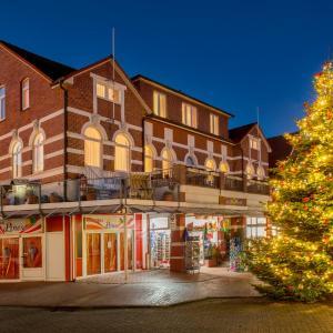 Hotelbilleder: Appartementhaus Alte Post, Langeoog
