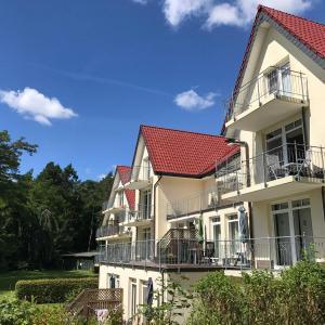 Hotel Pictures: Ferienwohnung am Kölpinsee/Waren, Klink