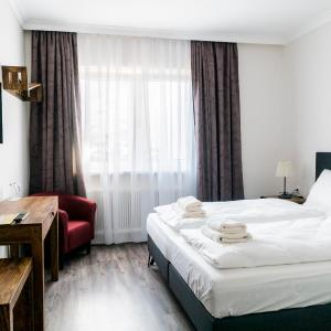 Hotellikuvia: Pension zum Meridianstein, Gmünd