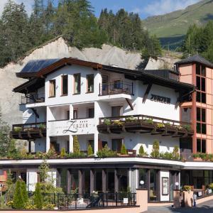 Fotografie hotelů: Hotel Garni Zerzer, Serfaus