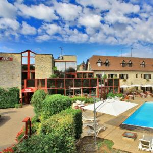 Hotel Pictures: Logis Auberge La Diege, Capdenac-Gare