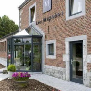 Fotografie hotelů: Hotel Les Mignees, Barvaux