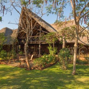 Zdjęcia hotelu: Stanley Safari Lodge, Livingstone
