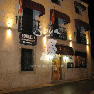 Hotel Pictures: Hotel Restaurante Goya, Piedrahita