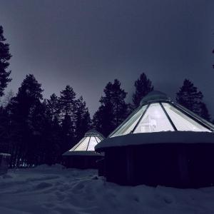 Hotel Pictures: Pyhän Asteli Aurora Igloos, Pyhätunturi