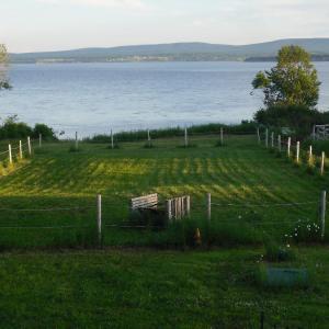 Hotel Pictures: Rez de jardin Forillon, Cap-aux-Os