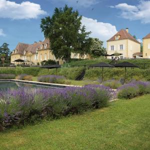 Hotel Pictures: Château Les Merles et ses Villas, Mouleydier