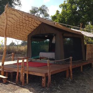 Zdjęcia hotelu: Safari Explorers Camp, Namzunga