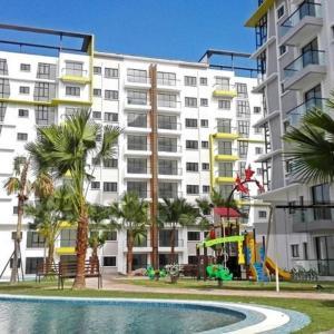 Zdjęcia hotelu: Treetops Residency Condominium, Ipoh