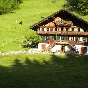 Hotel Pictures: Le Communal - Chambres d'Hôtes 'La Renarde', Val d'Illiez