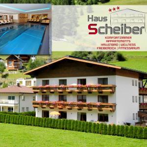 Fotografie hotelů: Haus Scheiber, Sankt Jakob in Defereggen