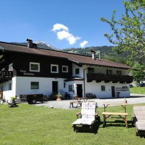Hotel Pictures: Ferienwohnung Wetterstein, Lermoos