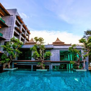 Hotellikuvia: I Calm Resort Cha Am, Cha Am