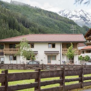 ホテル写真: Appartments Am Bach, ゲルロス