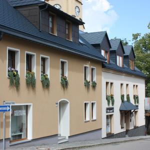 Hotelbilleder: Ferienvermietung Engelstädter, Kurort Oberwiesenthal
