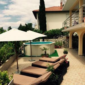 Hotelfoto's: One-Bedroom Apartment Crikvenica near Sea 7, Dramalj