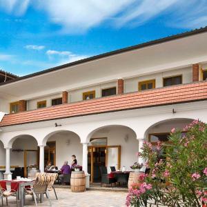 ホテル写真: Weingut Franz Schindler, メルビッシュ・アム・ゼー