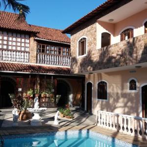 Hotel Pictures: Pousada Serra & Mar, Vila Muriqui